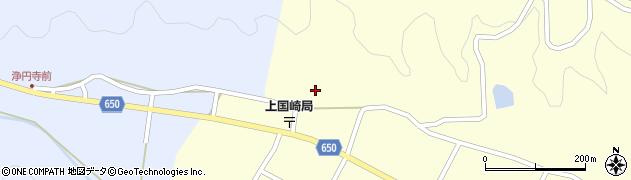 大分県国東市国東町見地1424周辺の地図