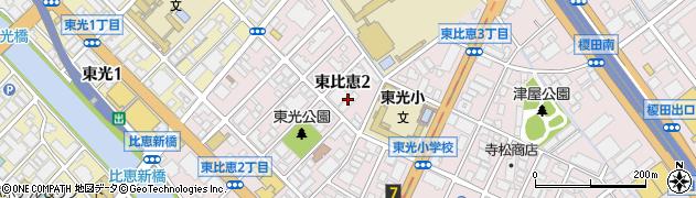 コンフォート・リビング株式会社周辺の地図