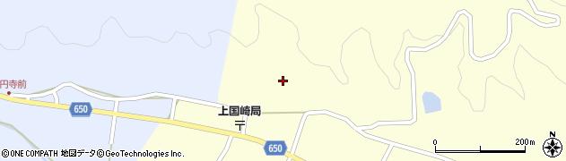 大分県国東市国東町見地1409周辺の地図