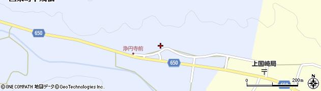 大分県国東市国東町下成仏1291周辺の地図