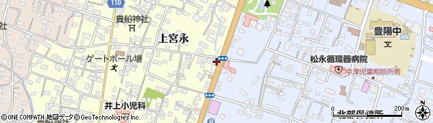 大分県中津市上宮永915周辺の地図