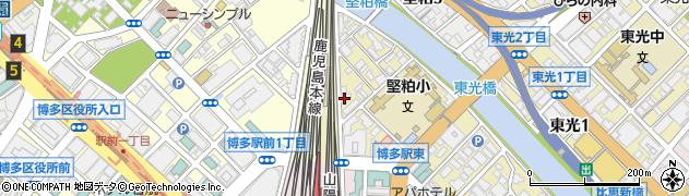 福岡県コンクリートブロック工業組合周辺の地図