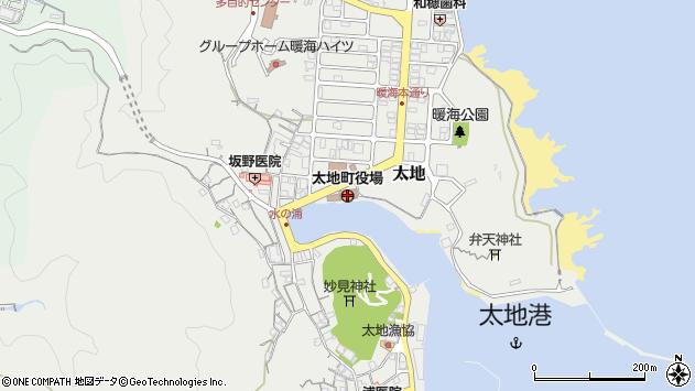 〒649-5100 和歌山県東牟婁郡太地町(以下に掲載がない場合)の地図