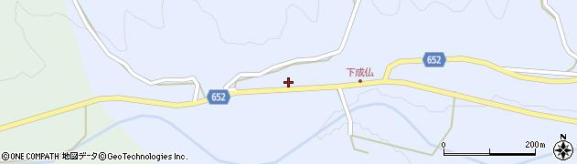 大分県国東市国東町下成仏280周辺の地図