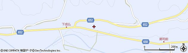 大分県国東市国東町下成仏683周辺の地図