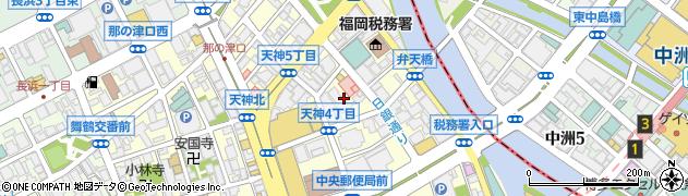 名村情報システム株式会社周辺の地図