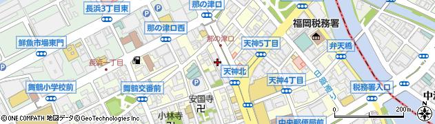 株式会社羽野組周辺の地図