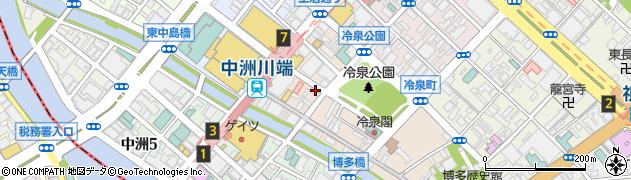 わかな薬局周辺の地図