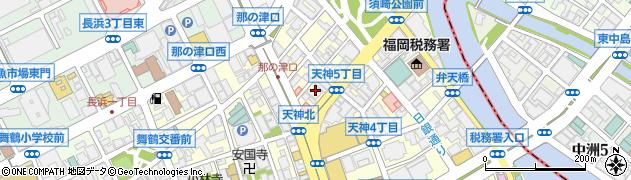 東洋紙業高速印刷株式会社 九州営業所周辺の地図