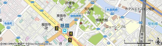 日本モレックス株式会社 福岡営業所周辺の地図
