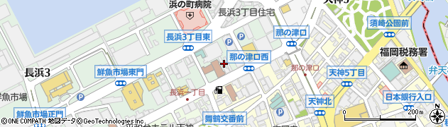 九州ティーエムティー工業株式会社 福岡営業所周辺の地図