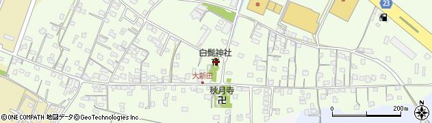 大分県中津市大新田741周辺の地図