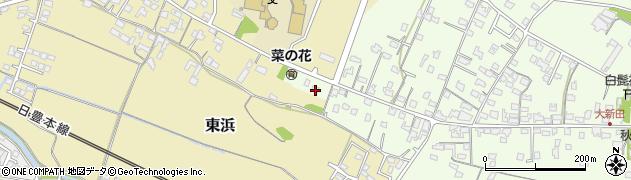 大分県中津市大新田902周辺の地図