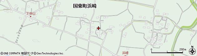 大分県国東市国東町浜崎1008周辺の地図