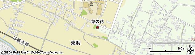 大分県中津市大新田899周辺の地図