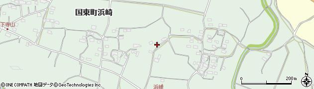大分県国東市国東町浜崎1891周辺の地図