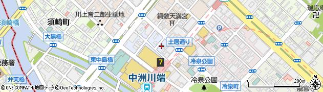 株式会社福昭ビルサービス周辺の地図