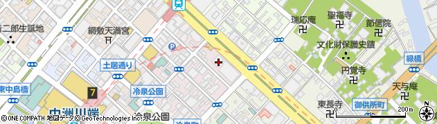 サクラ精機株式会社 福岡営業所周辺の地図