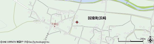大分県国東市国東町浜崎880周辺の地図