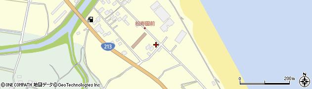 大分県国東市国東町富来浦2361周辺の地図