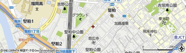 有限会社田中屋周辺の地図