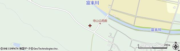 大分県国東市国東町浜崎718周辺の地図