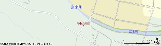 大分県国東市国東町浜崎230周辺の地図