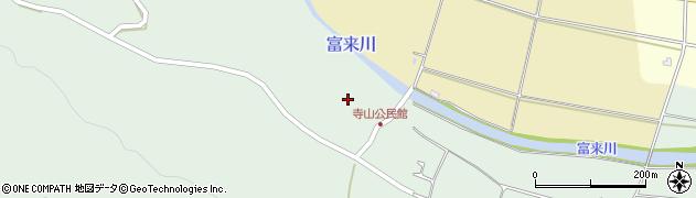 大分県国東市国東町浜崎237周辺の地図