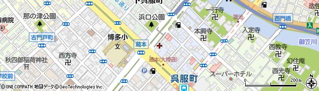 株式会社アトラックス周辺の地図