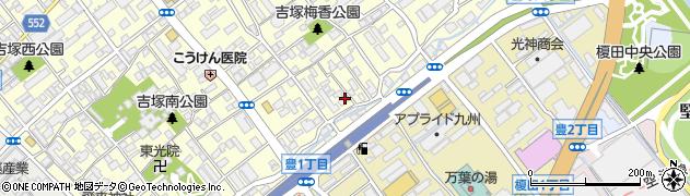ヒビノ株式会社 プロオーディオセールスDiv福岡ブランチ周辺の地図