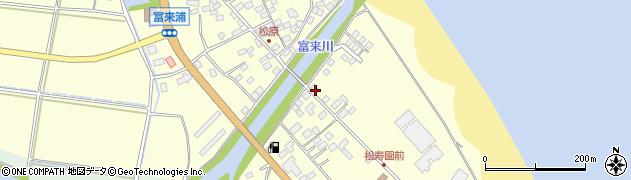 大分県国東市国東町富来浦2310周辺の地図