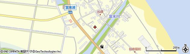 大分県国東市国東町富来浦2298周辺の地図