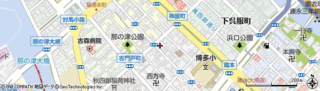 アース製薬株式会社 福岡支店周辺の地図