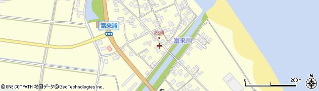 大分県国東市国東町富来浦2292周辺の地図