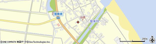 大分県国東市国東町富来浦2285周辺の地図