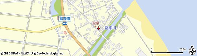 大分県国東市国東町富来浦2245周辺の地図