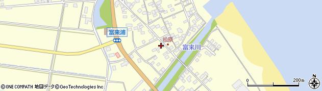 大分県国東市国東町富来浦2283周辺の地図