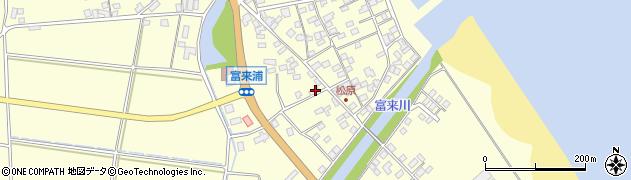 大分県国東市国東町富来浦2281周辺の地図