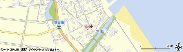 大分県国東市国東町富来浦2241周辺の地図