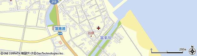 大分県国東市国東町富来浦2236周辺の地図
