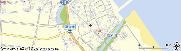大分県国東市国東町富来浦2230周辺の地図