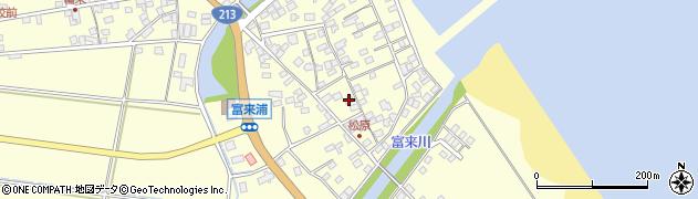 大分県国東市国東町富来浦2228周辺の地図