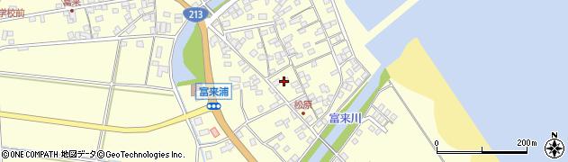 大分県国東市国東町富来浦2111周辺の地図
