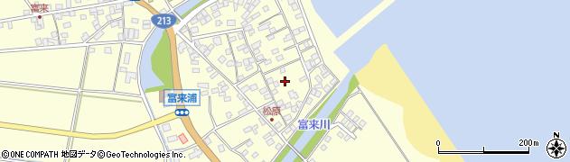 大分県国東市国東町富来浦2225周辺の地図