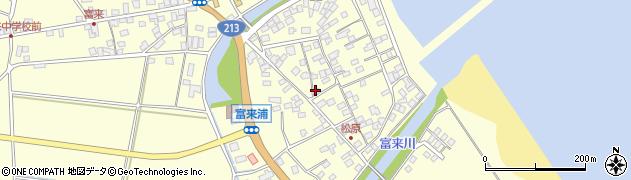 大分県国東市国東町富来浦2173周辺の地図