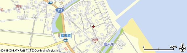 大分県国東市国東町富来浦2215周辺の地図