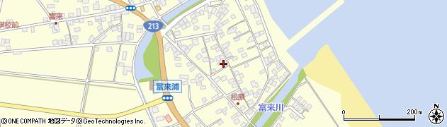 大分県国東市国東町富来浦2203周辺の地図