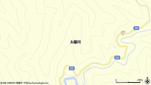 〒649-2631 和歌山県西牟婁郡すさみ町太間川の地図