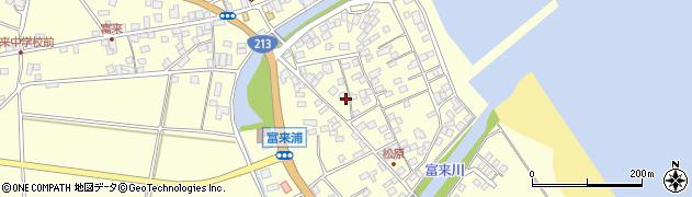 大分県国東市国東町富来浦2106周辺の地図