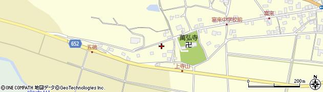 大分県国東市国東町富来浦230周辺の地図